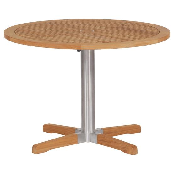 Equinox Round Pedestal Table