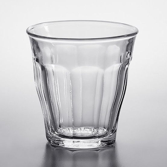 3.25 oz Picardie Clear Tumbler, Set of 6