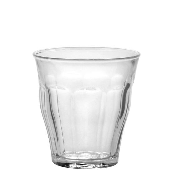 5.75 oz Picardie Clear Tumbler, Set of 6