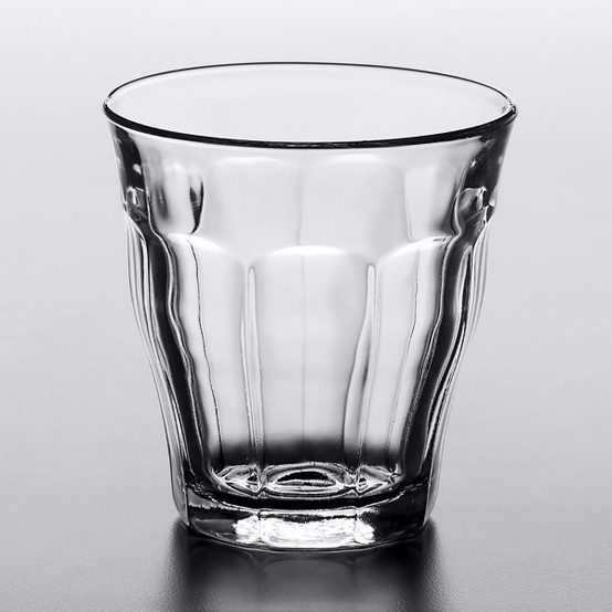 8.75 oz Picardie Clear Tumbler, Set of 6