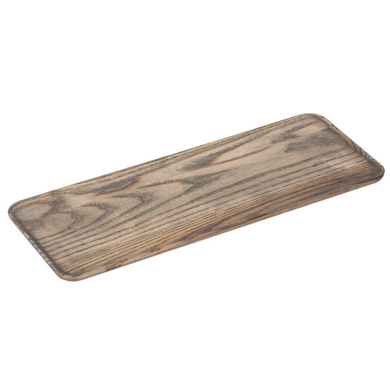 Coupe Appetizer Plate in Driftwood, 14 inch