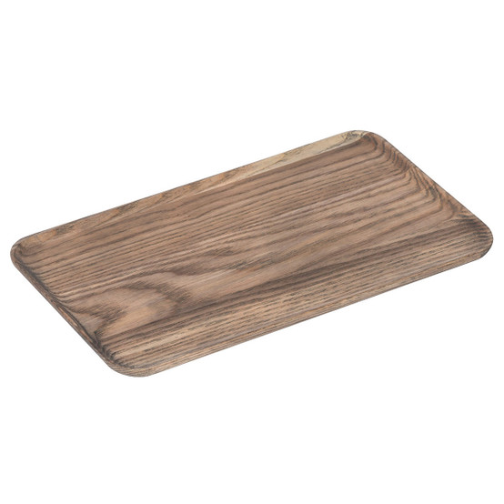 Coupe Appetizer Plate in Driftwood, 9 inch