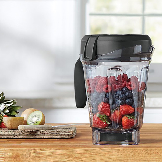 Low Profile 64 Ounce Blender Container