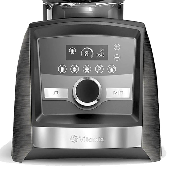 A3500 Ascent Series Blender in Brushed Stainless