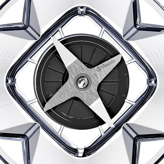 A2500 Ascent Series Blender in Black