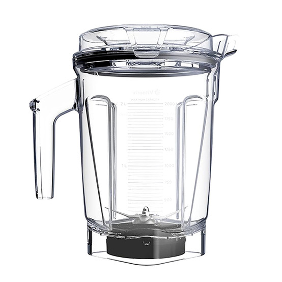 A2500 Ascent Series Blender in White