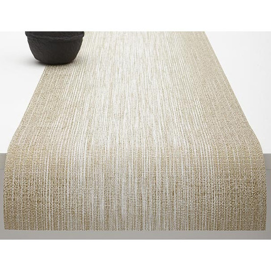 Ombre Table Runner in Gold