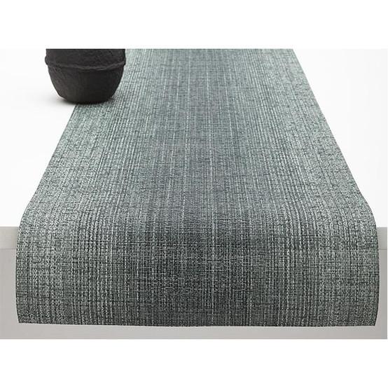 Ombre Table Runner in Jade