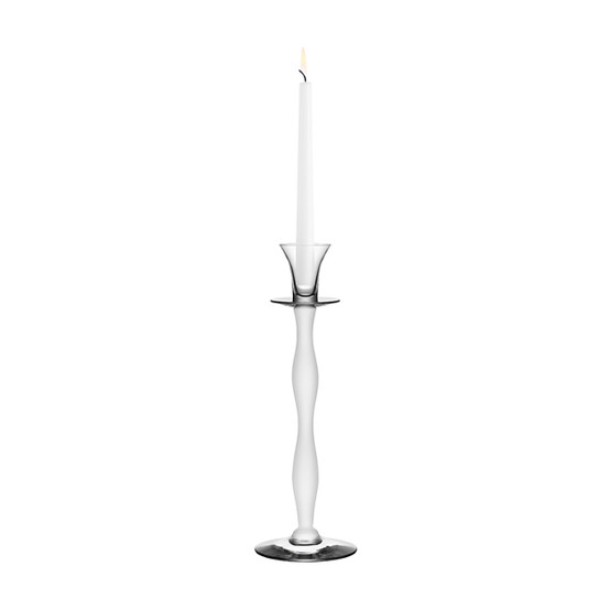 Celeste Candlestick (frost, small)