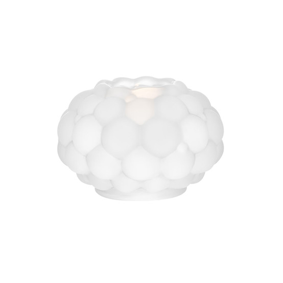 Raspberry Votive (frost, medium)