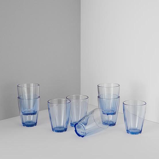 Bruk Tumbler Set in Blue