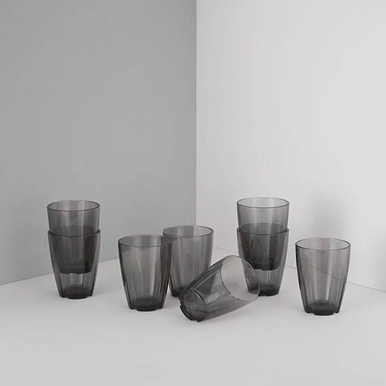 Bruk Tumbler Set in Grey