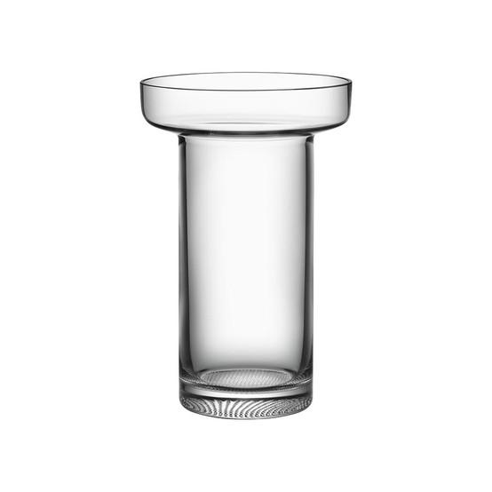 Limelight Rose Vase in Clear