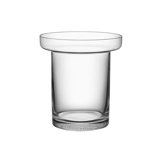 Limelight Tulip Vase in Clear