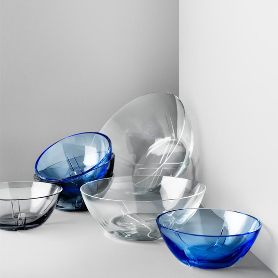 Small Bruk Bowl in Clear