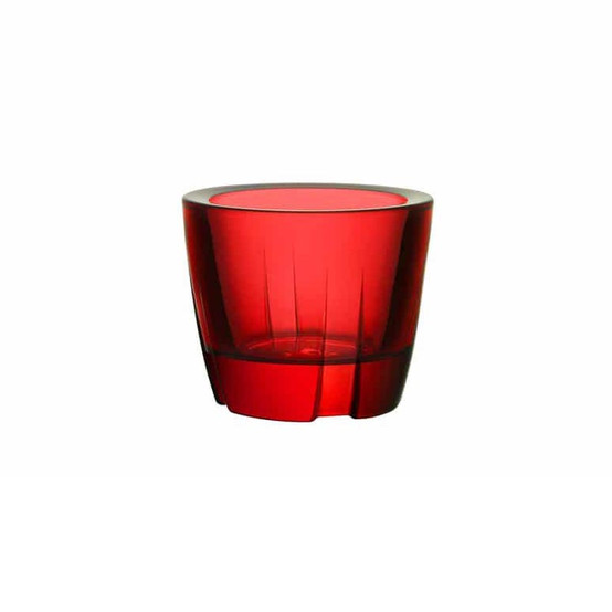 Bruk Votive/Anything Bowl in Deep Red