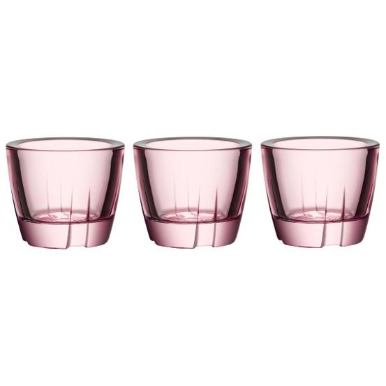 Bruk Votive/Anything Bowl in Light Pink, Set of 3