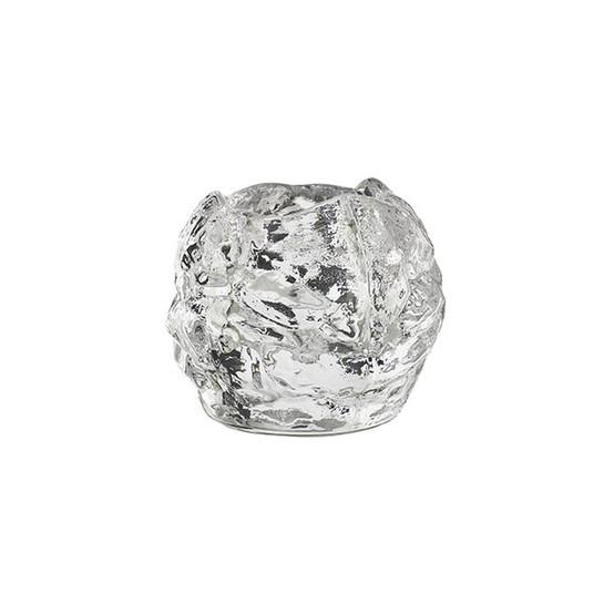 Mini Snowball Votive