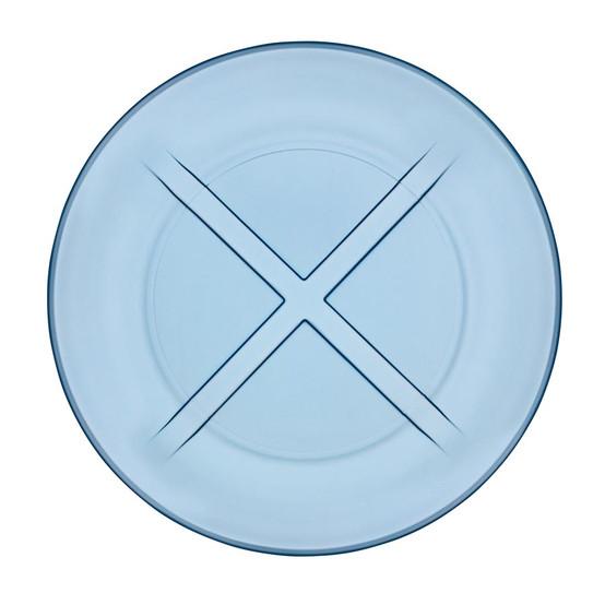 Bruk Salad Plate in Blue