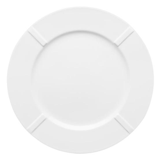 Bruk Plate in White
