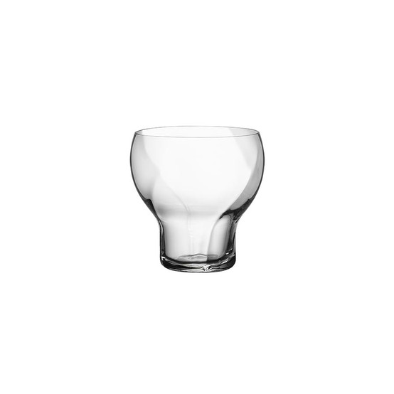 Crystal Tumbler in Clear