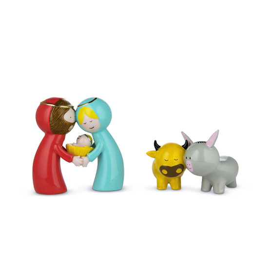 Happy Eternity Baby Figurines