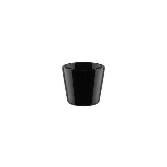 Tonale Espresso Cup in Black