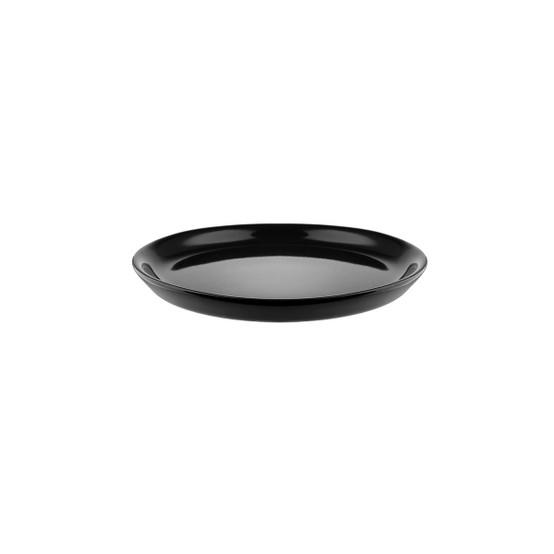 Tonale Mocha Saucer in Black