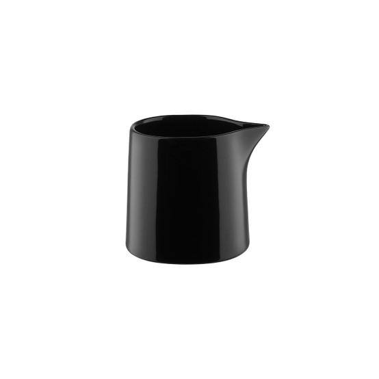 Tonale Milk Jug in Black