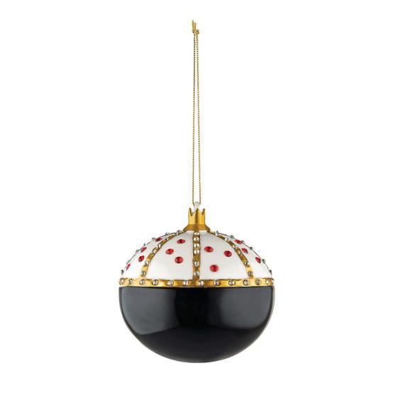 Re Coccinello Holiday Ornament