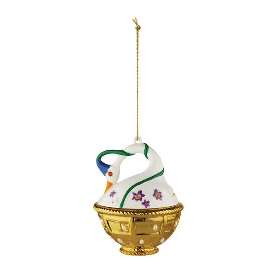 Cigno Di Primavera Holiday Ornament