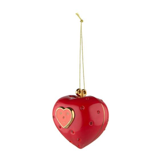 Cuore E Cuore Holiday Ornament