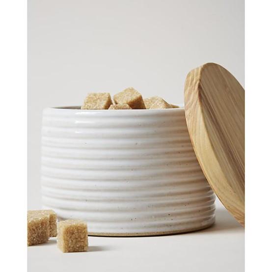 Hemlock Sugar Jar