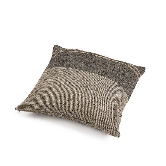 Francais Pillow Cover in Stripe