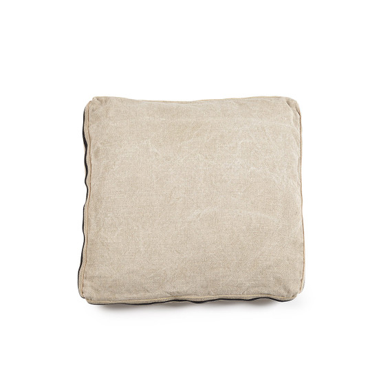 James Pillow Cover in Flax 20 x 20