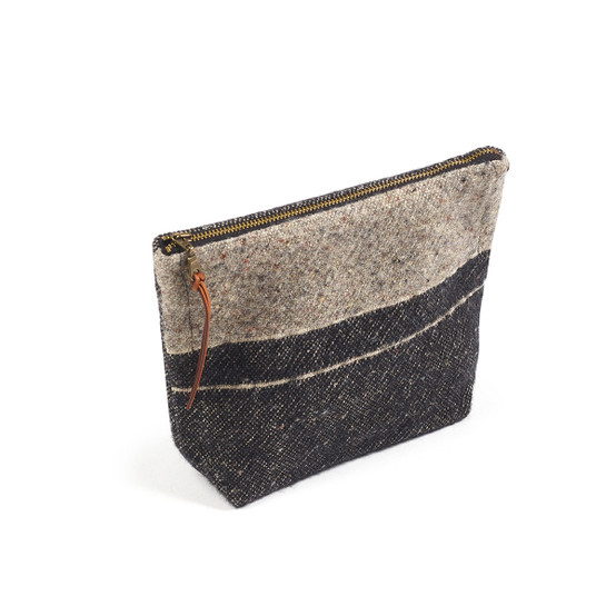Lewis Pouch in Stripe
