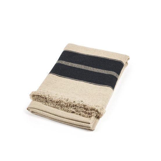 Marshall Throw in Multi Stripe
