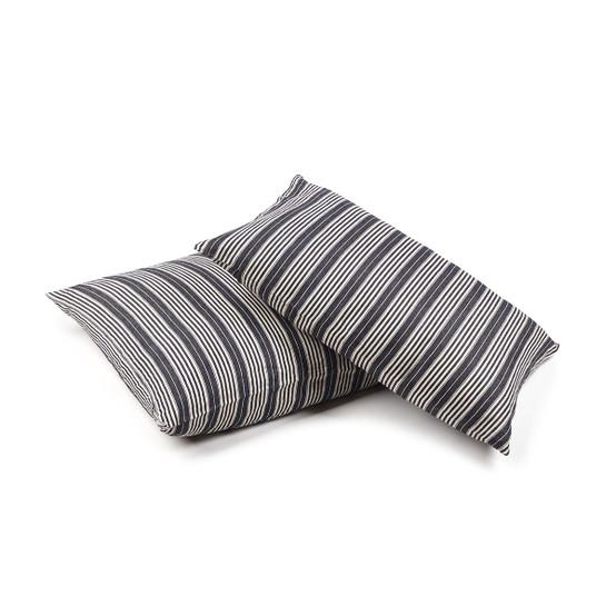 The Tack Stripe Pillow Case