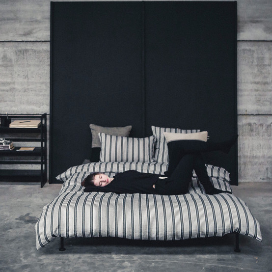 The Tack Stripe Pillow Sham