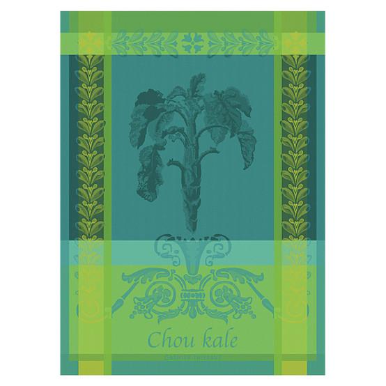 Chou Kale Bleu Kitchen Towel