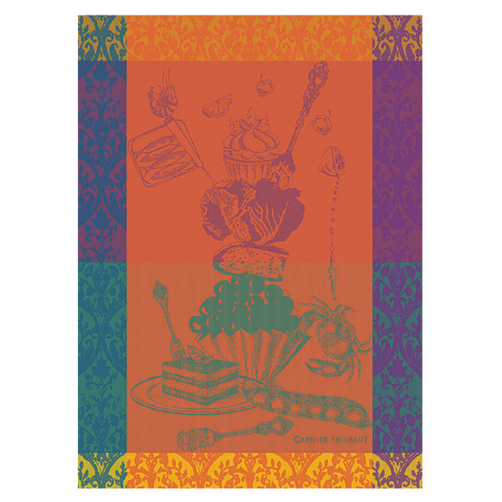 Crazy Cake Berry Kitchen Towel