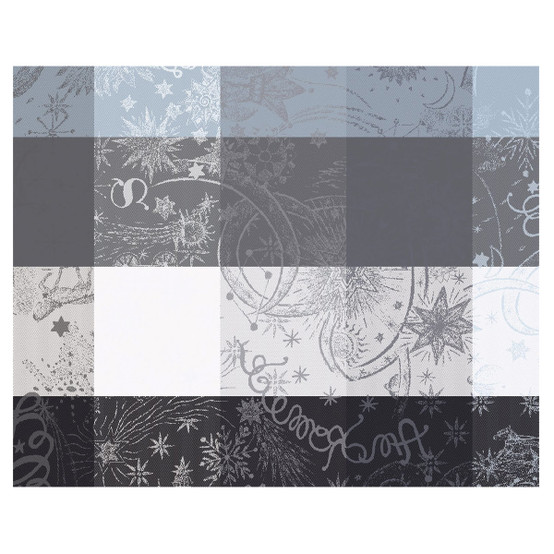 Mille Couleurs Orage Coated Placemat 16 x 20