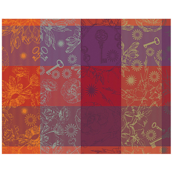 Mille Alcees Feu Placemat 16 x 20