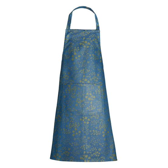 Mille Branches Coated Apron in Paon