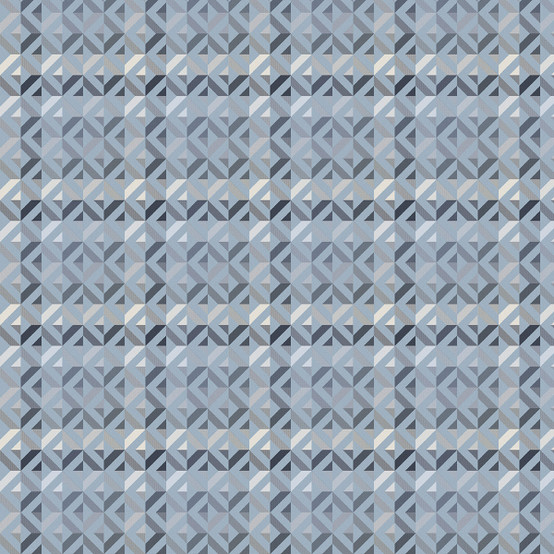 Mille Twist Coated Fabric in Asphalte (Price/Inch)