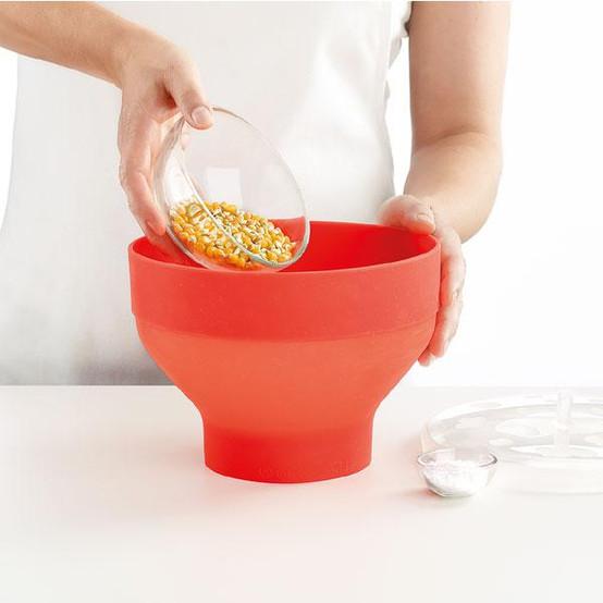 Popcorn Maker in Magenta