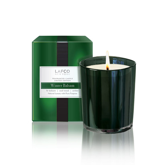 Winter Balsam Limited Edition Votive Candle