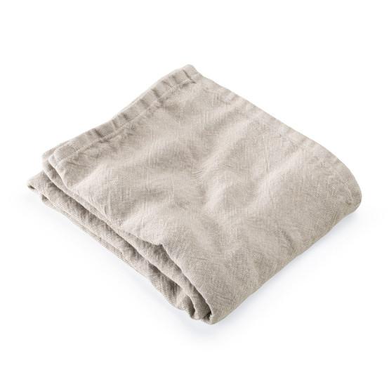Lamoine Linen Blanket