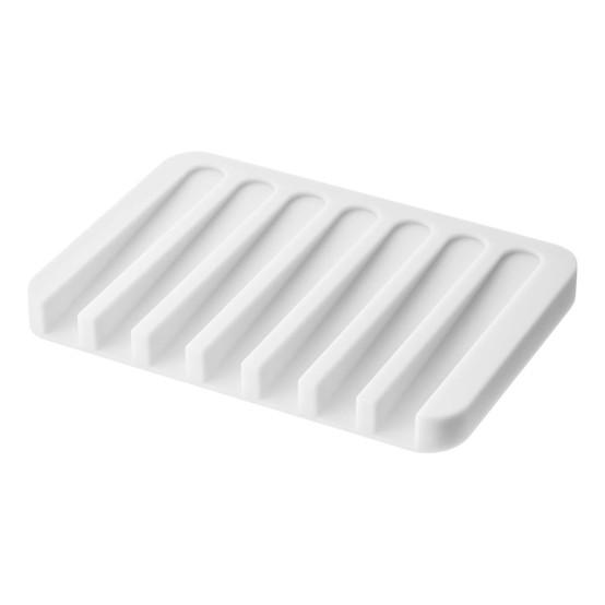 Flow Self Draining Soap Tray