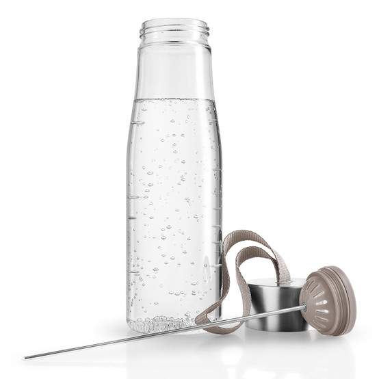 My Flavor Drinking Bottle in Warm grey